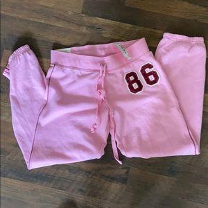 Pants & Jumpsuits - NWT Pink Signature pant Vintage!